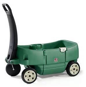 WANT A WAGON for delivering Girl Guide cookies