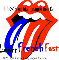 Learn FRENCH step by step: JUNE 1st (group class)