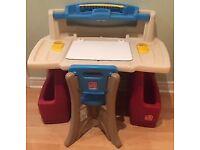 Step 2 study desk