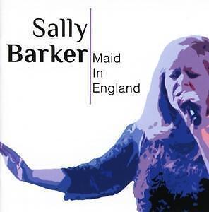 CD Sally Barker Maid In England