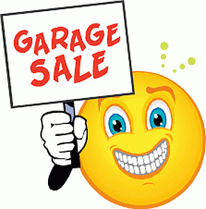 Giant Multi-Family Garage Sale - RAIN or SHINE!