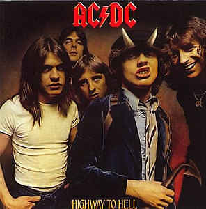 AC/DC   Highway to hell.  Used