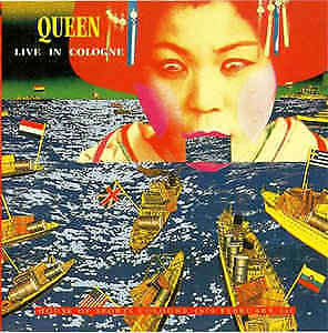 queen live in Cologne (1 cd)