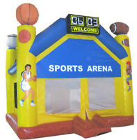 Bounce House Rental Kitchener - Checkers Fun Factory