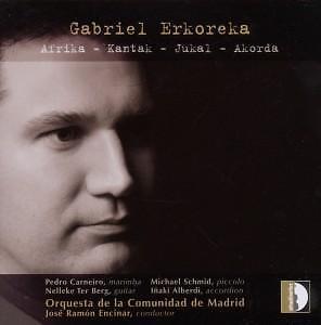 Encinar - Komponistenportrait Gabriel Erkoreka (OVP)