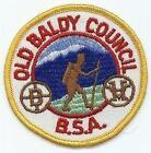 Boyscout Council Patches
