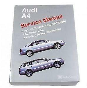 2003 audi a4 18t quattro owners manual