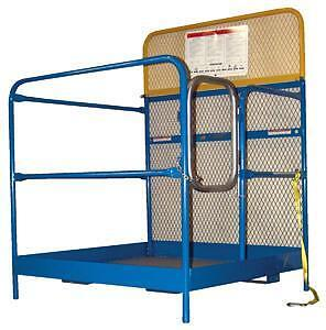 Man Safety Baskets/Cages