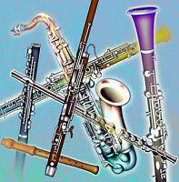 Lessons for Woodwind and Brass Instruments