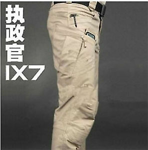 Mens military trousers