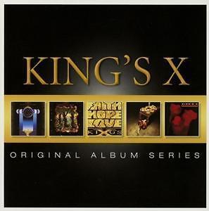 Original Album Series von Kings X. (2013)