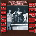 cd - Weather Report - The Agora, Columbus, Ohio, October 1..