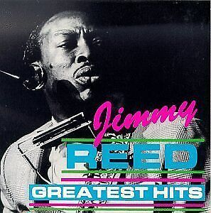 Jimmy Reed-Greatest Hits cd-Excellent condition