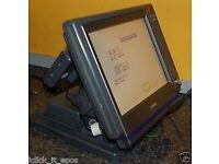 EPOS System Casio QT6000 epos touch screen till cash register printer & drawer QT-6000