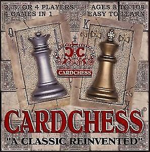 CardChess - A Classic Reinvented Board Game