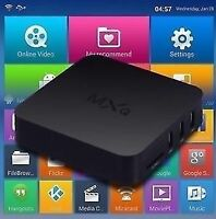 MXQ Amlogic S805 Quad Core TV Box $100