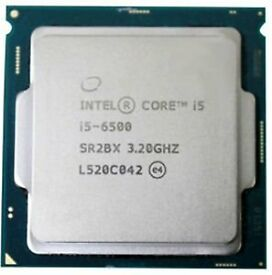 Intel Core i5 6500 Processor (Skylake, Socket LGA1151) - Local Delivery/Collection only -