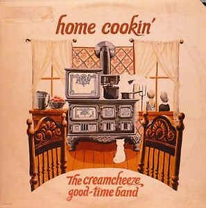 Creamcheeze Good-Time Band Record Album Kitchener / Waterloo Kitchener Area image 1