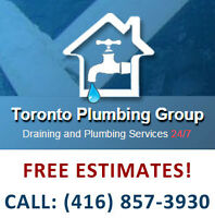 Call: 416-857-3930 - Emergency Toronto Plumbing Services