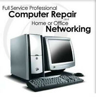 Service Computer Repair/Upgrade/Tune Up/Install - Certified***