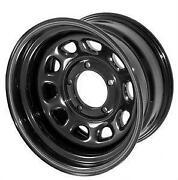 Jeep Black Steel Wheels