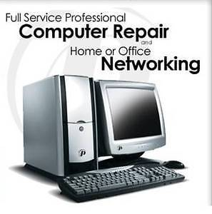 Same Day Computer/Laptop and Phone services at your door