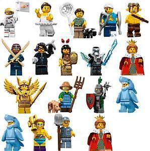 Lego Series 15 Mini Figures Still in package