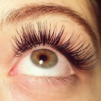 HOLIDAY EYELASH EXTENSION SPECAIL