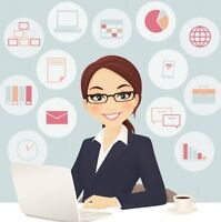 Experienced Administrative assistant and data entry clark