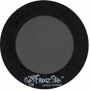 """NEW FrogzSkin Universal Circle Vent 3"""" OD x 2"""" ID SOLD AS A PAIR  AIR BOX VENT"""