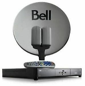 Free Bell Satellite - 2yr term