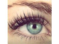 Individual Eyelash Extensions from £30