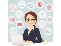 Virtual Assistant Secretarial Services Data Input All projects undertaken