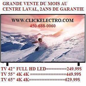 NE RATER PAS NOTRE VENTE AUJOUTDHUI 5000 TV SAMSUNG LG SONT SHARP A LIQUIDER,MODEL 2016 ,ET 2017, 24 MOIS GARANTIE