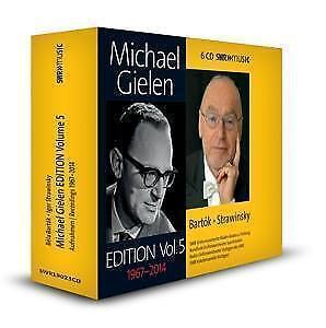 Michael Gielen Edition,Vol.5 von RSOS,SOSWR,Michael Gielen (2017) - Poing, Deutschland - Michael Gielen Edition,Vol.5 von RSOS,SOSWR,Michael Gielen (2017) - Poing, Deutschland
