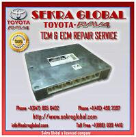 Toyota RAV4 Transmission Control Module - TCM - ECM Repair