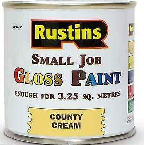 Cream Gloss Paint Ebay