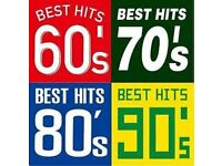 Massive CD Music Collection - 50's, 60's, 70's, 80's, 90's, 00's - amazing selection, 7,400+ tracks!