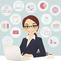 Go-Getter Part Time Administrative Assistant Required in NE Area