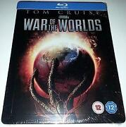 War of The Worlds Blu Ray