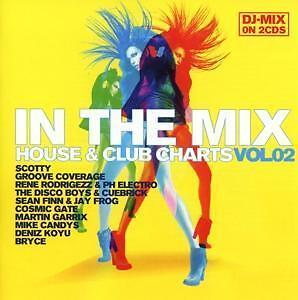 Various - In the mix - House & Clubcharts Vol. 2 (OVP)