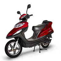 Emmo GT5 500W 48V E-Bike Scooter Brand New $1100 Tax In