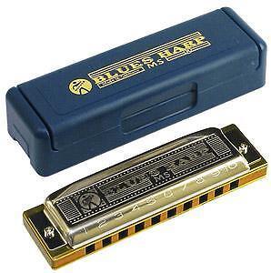 Blues Harp Harmonica
