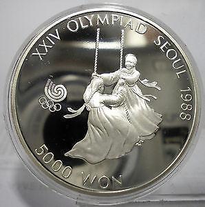 Korea Silver Coin Ebay
