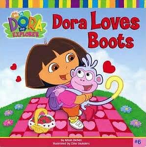 Dora the Explorer  -  Dora Loves Boots