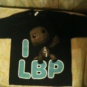 Little Big Planet T-Shirts Brand New