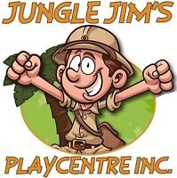 Fun and Educational Day Camps at Jungle Jim''s Play Centre