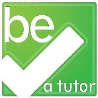 Looking for Math, English, French and Sciences tutors/teachers