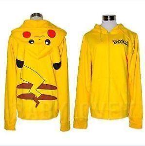 Pikachu Mascot Costume  sc 1 st  eBay & Pikachu Costume | eBay