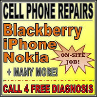 CELL PHONE & TABLET REPAIRS STORE (ON-SITE REPAIRS) SALE!!!